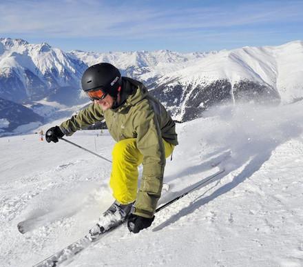 Skispass in Nauders