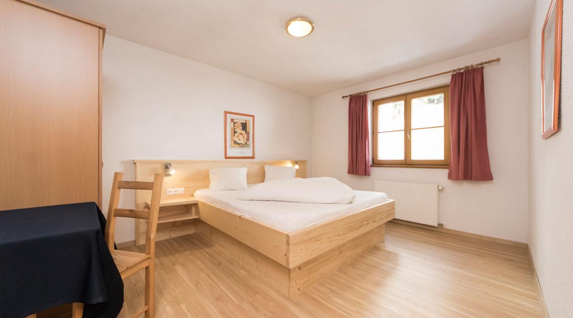 Gallrutt Doppelzimmer