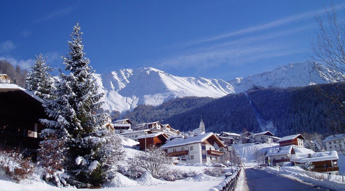 Skigebied Fendels