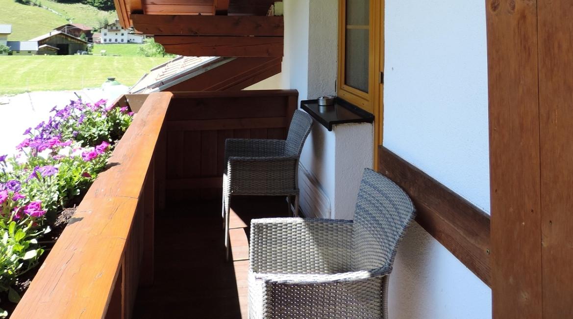 Balkon Gepatsch