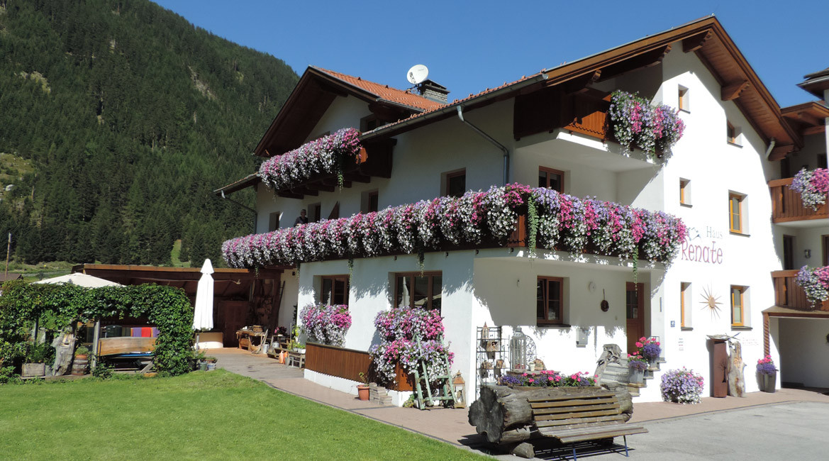 Haus Renate - in the middle of the green valley