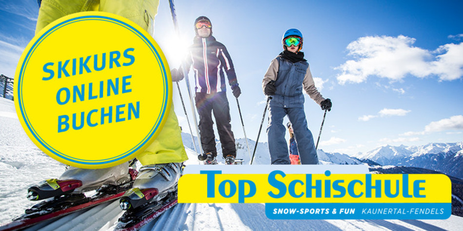 Top Schischule Kaunertal Fendels