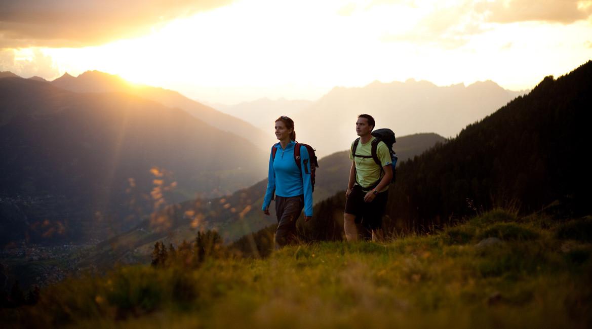 Wandern unlimited in herrlicher Natur