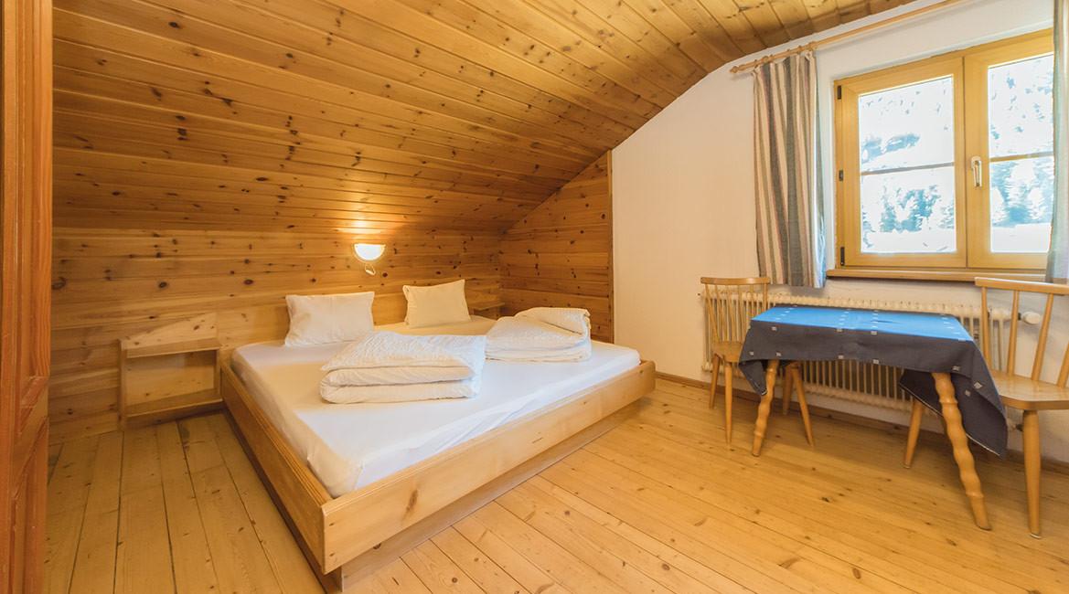 Gepatsch Doppelzimmer mit Bad